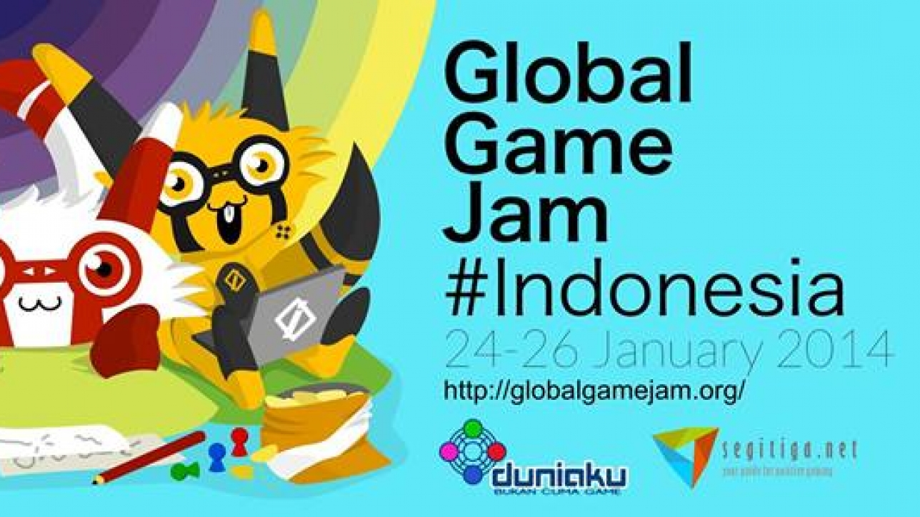 Monkey Melody on Global Game Jam Bandung 2014 | Monkey Melody