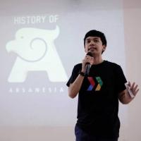 Adam Ardisasmita (CEO Arsanesia & Arsakids, Intel Innovator)
